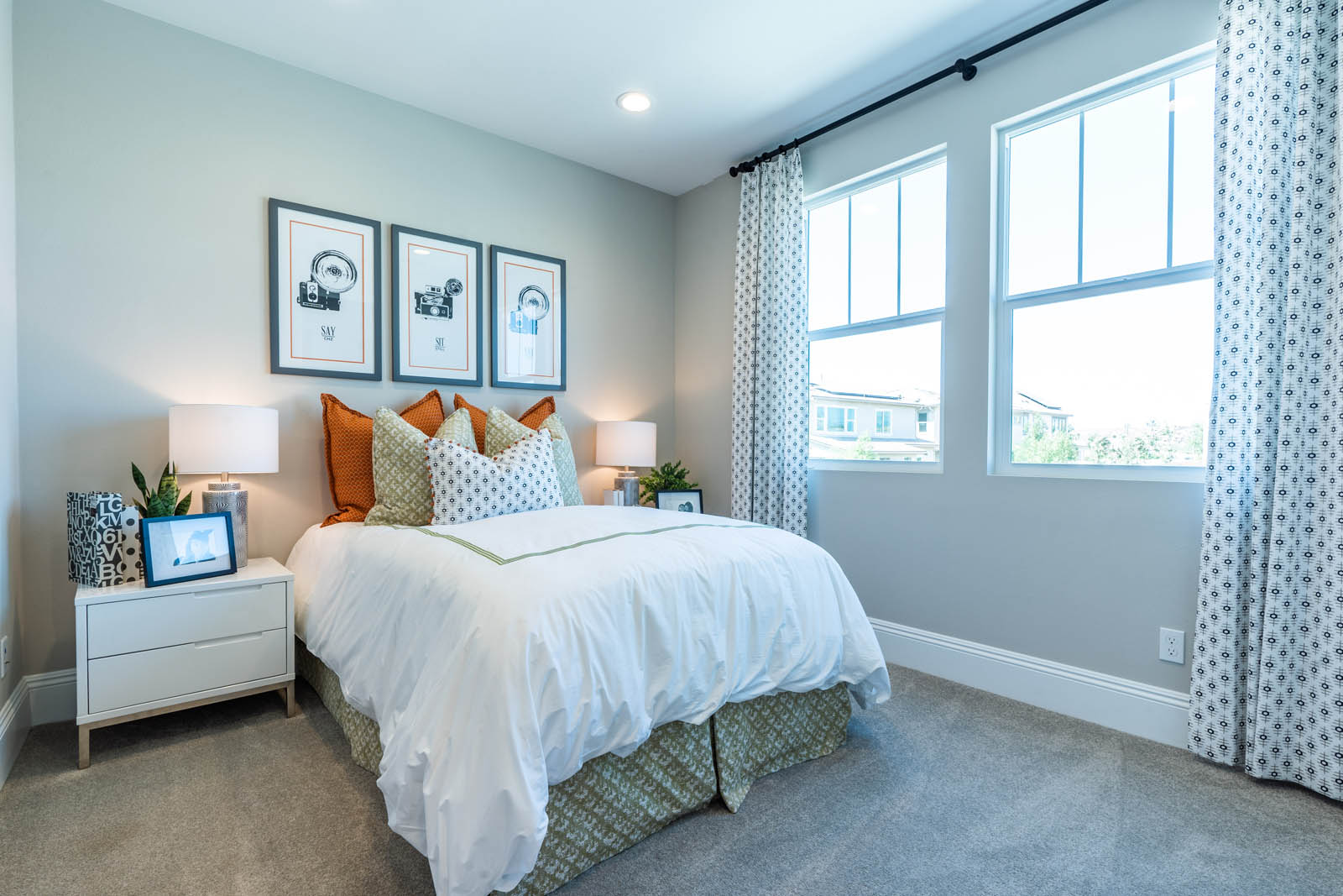 Bedroom 3 in Abbot at Arborly at Sommers Bend