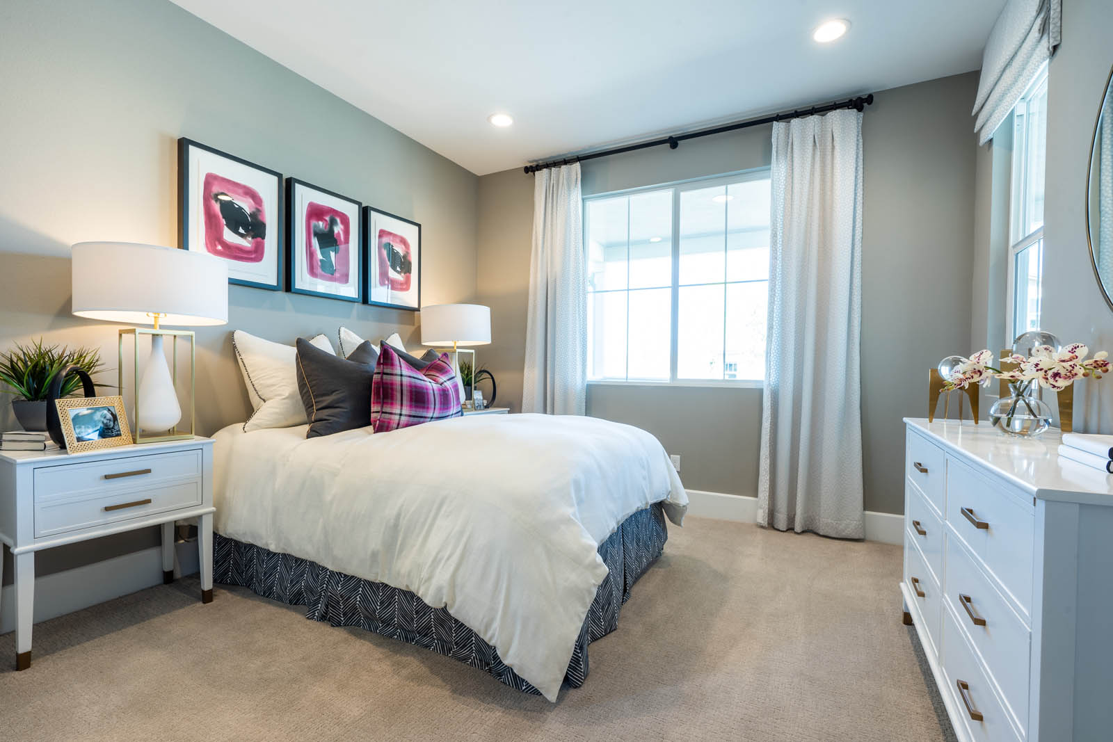 Bedroom 5 in Alsbury at Arborly at Sommers Bend