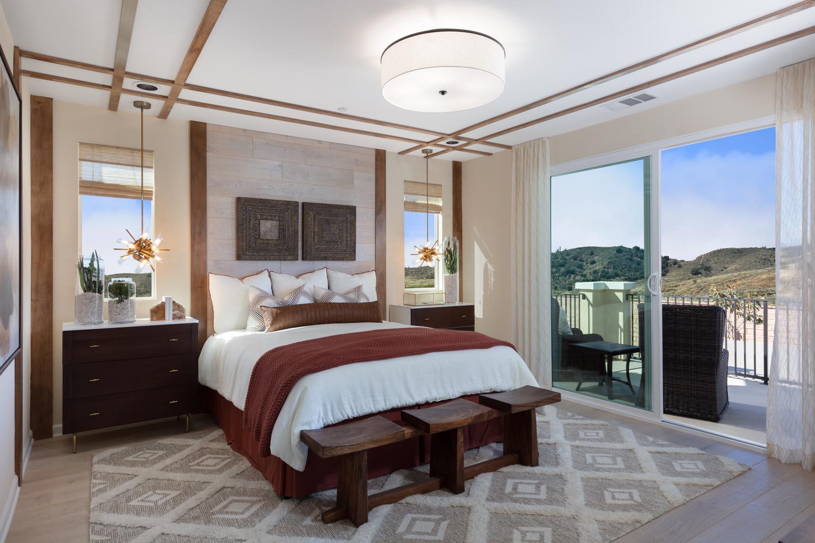 Canopy Plan 3 Master Bedroom