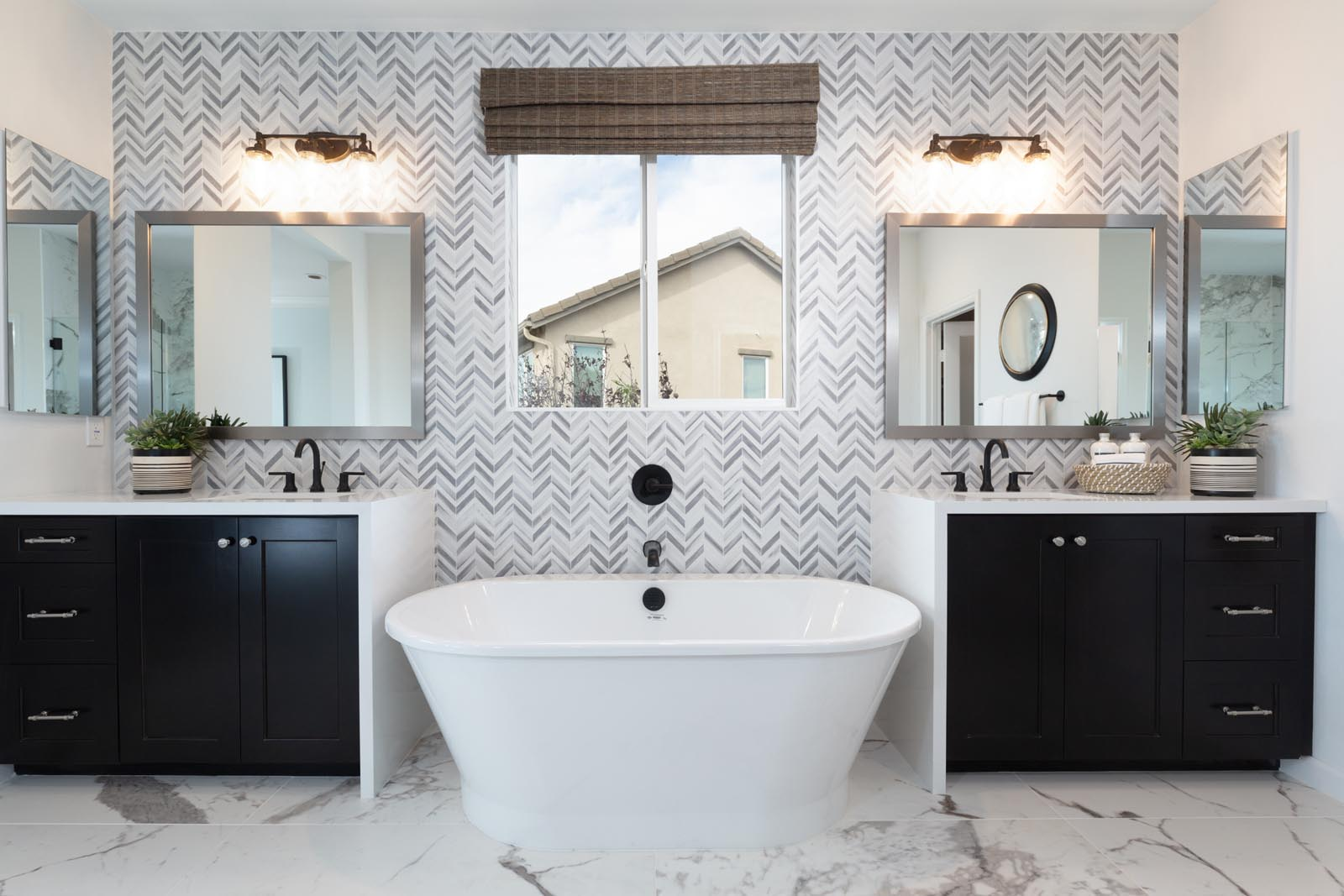 Everview Plan 4 Master Bathroom