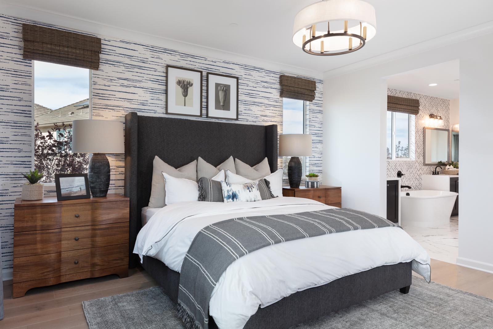 Everview Plan 4 Master Bedroom