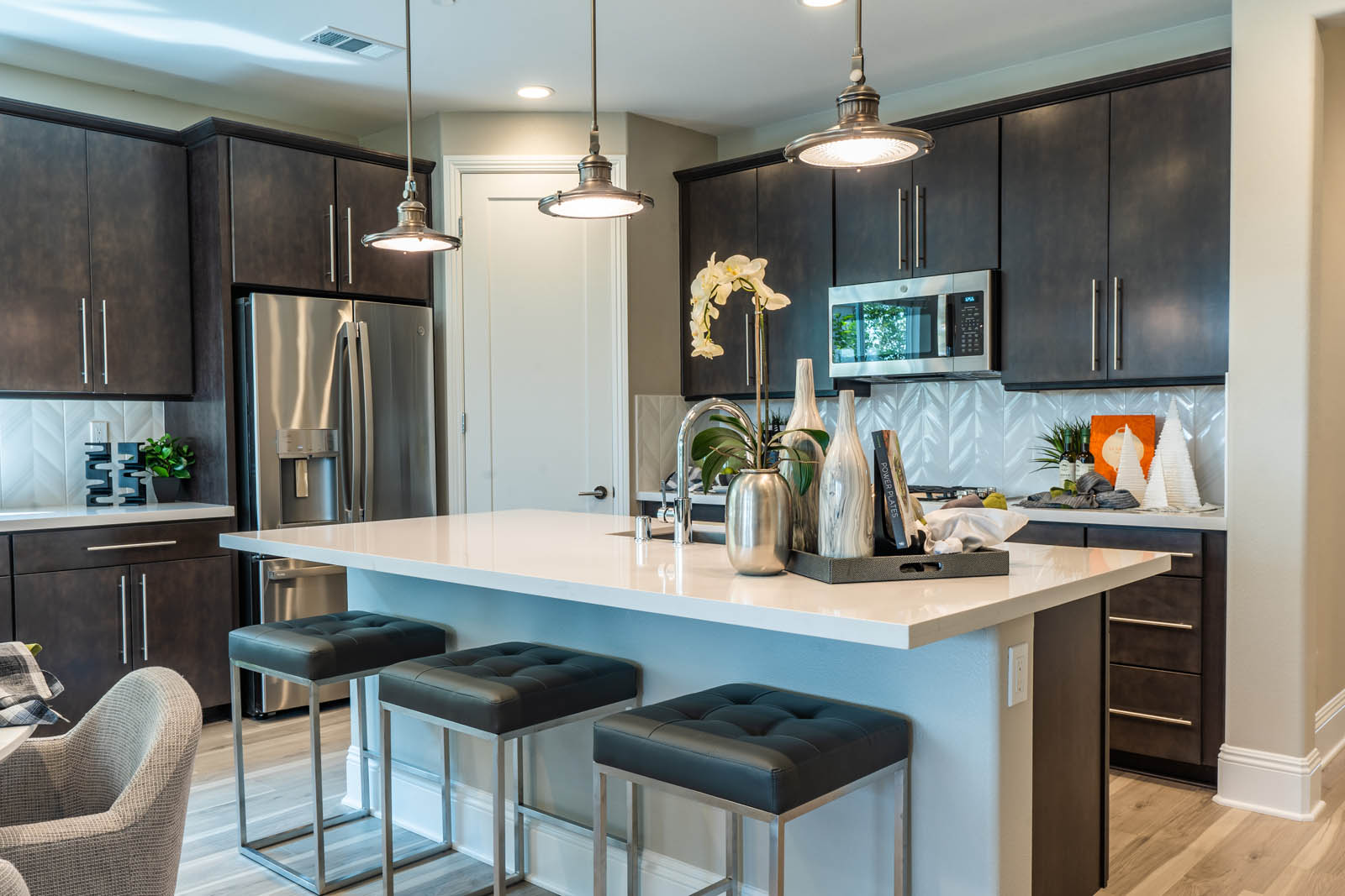 Kitchen in Abbot at Arborly at Sommers Bend
