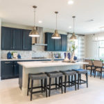 Kitchen in Felix at Canvas at Sommers Bend