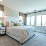 Master Bedroom in Felicity at Canvas at Sommers Bend