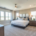 Master Bedroom in Felix at Canvas at Sommers Bend