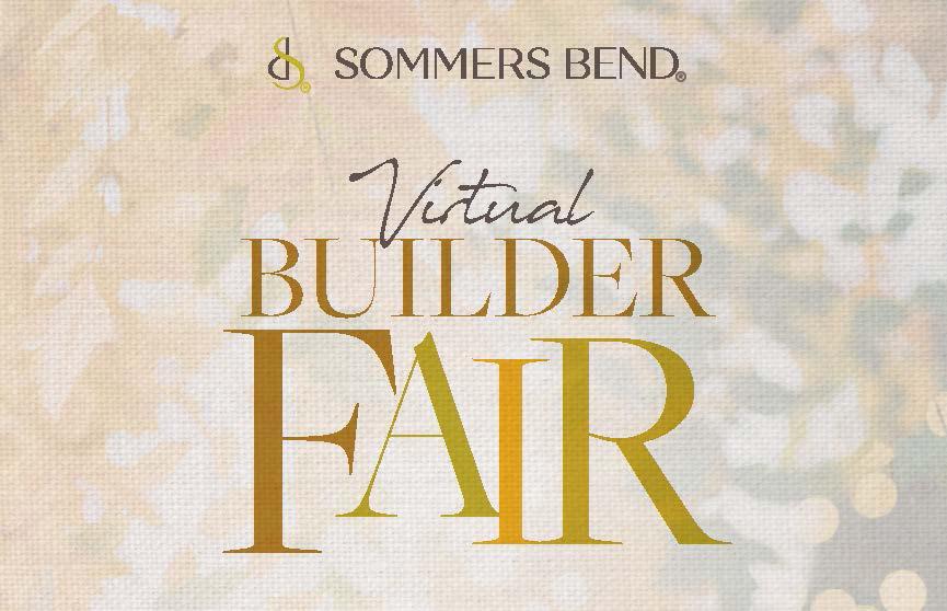 Virtual Builder Fair Recap