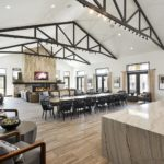 Woodside Kitchen to Dining Room to Greater Room