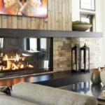 Woodside Lounge Fire Place